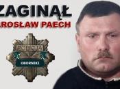 Zaginął Jarosław Paech